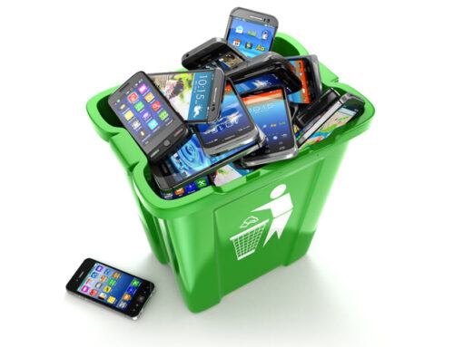 How do I securely dispose of my electronics?