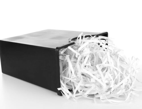 How long do I need to keep my files … or is it time to shred?
